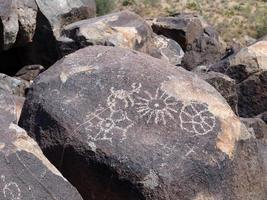 hohokam petroglyph 4 foto