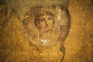 pompeii-fresker foto