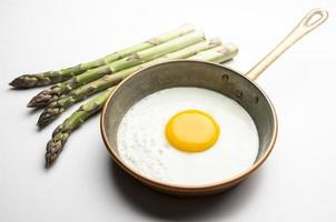 ägg med sparris