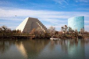 västra Sacramento landmärken foto
