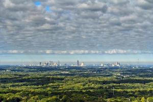 Atlanta på avstånd foto