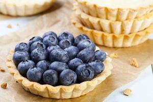 tartlets med blåbär