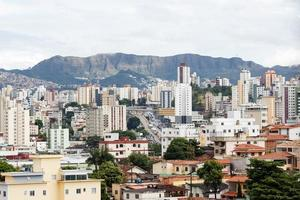 belo horizononte city, delstaten minas gerais, Brasilien foto