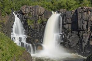 duva flod vattenfall foto