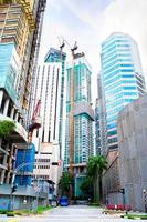 singapore konstruktion foto