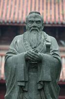 confucius foto