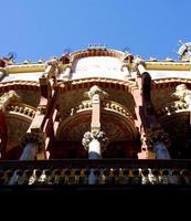 palau de la musica catalana foto