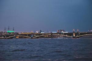 troitsky bridge 1177. foto
