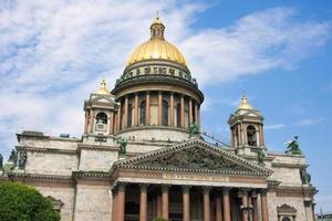 saint isaac katedral foto