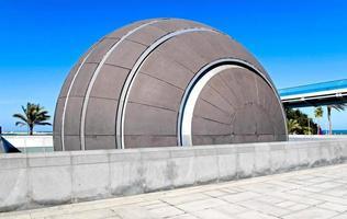 planetarium i alexandrien foto
