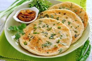 vegetabilisk paratha-1