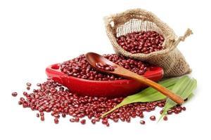 röda bönor foto