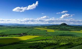 tjeckiskt landskap