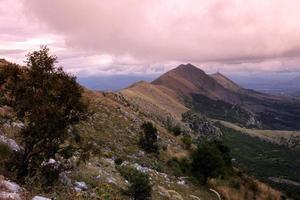 europa montenegro landskap foto