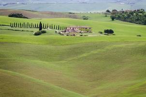landskap i Toscana