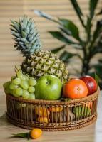 fruktblandning foto