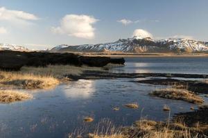 isländskt landskap