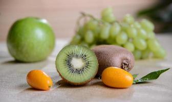 fruktblandning