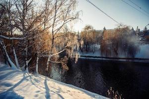 vinterpark foto