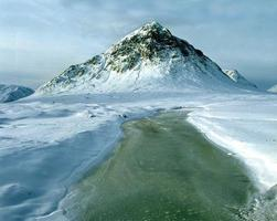 buchaille etive mor vinter foto
