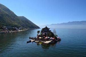 erhai sjön foto