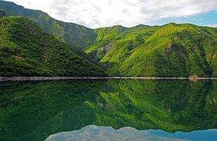 sjön komani