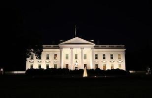vita huset foto