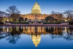 Förenta staternas huvudstad foto