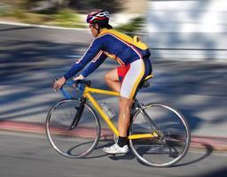 cykling foto