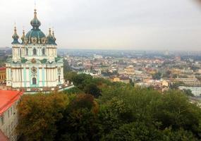 kyrka, Kyiv, Ukraina
