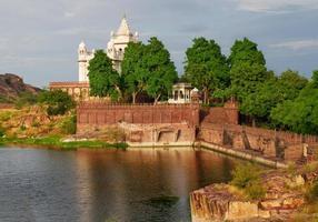 jaswant thada i jodhpur, Indien foto