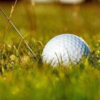golfbana foto
