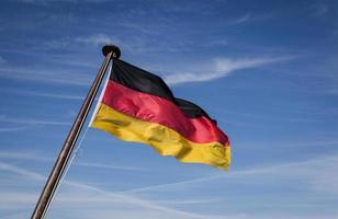 deutschlandfahne foto