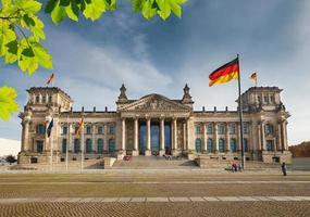 riksdagen i berlin foto