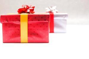 presentförpackning foto
