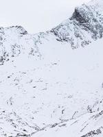 skidort i alperna