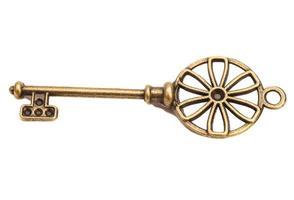 vintage nyckel foto