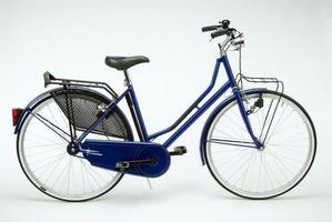 holländsk cykel foto