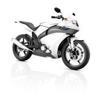 motorcykel motorcykel cykling ridning samtida koncept foto