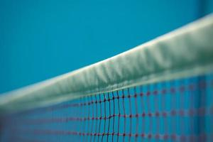 badminton domstol