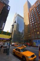utsikt över New York City, USA
