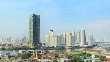 bangkok stadsbild