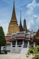kungliga palatset i bangkok foto