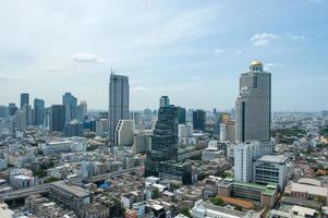 bangkok stadsbild 01 foto