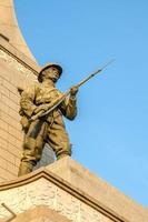 seger monument, bangkok, thailand foto
