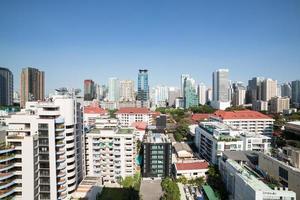 modern bangkok foto