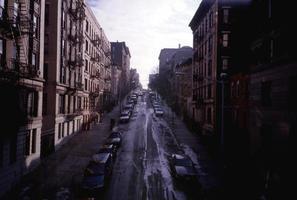 en morgon i Harlem