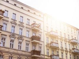 lyxiga lägenheter på Prenzlauer Berg, Berlin foto
