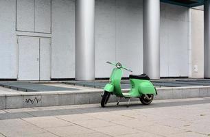 Motorroller foto