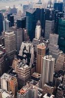 New York från ovan foto